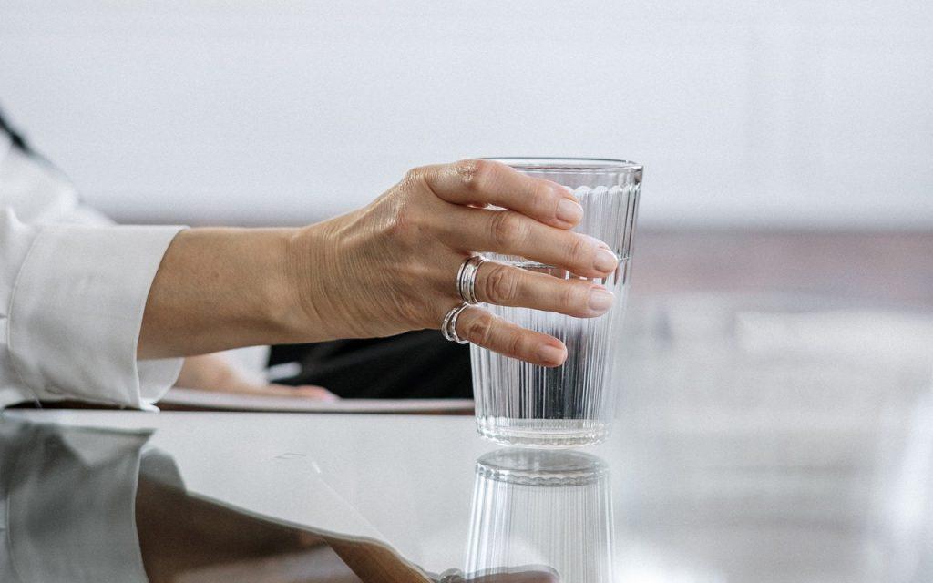 verre d eau